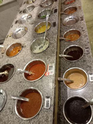 Foto 1 - Menu(Sauce Station) di BBQ Frenzy oleh Wafdah LR