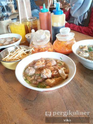Foto 1 - Makanan di Bakso So'un & Mie Ayam Lodaya oleh raafika nurf