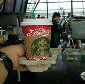 Foto Caramel Macchiato di Starbucks Coffee