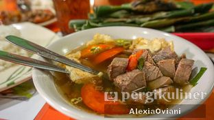 Foto 2 - Makanan(Sop Daging) di Soto Betawi H. Mamat oleh @gakenyangkenyang - AlexiaOviani