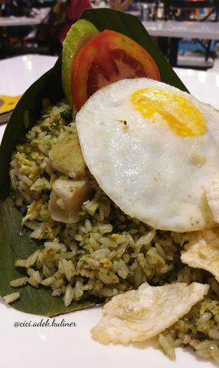Foto 2 - Makanan(Nasi Goreng Bakar Babat Cabe Ijo) di Chop Buntut Cak Yo oleh Jenny (@cici.adek.kuliner)