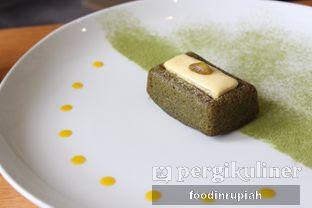 Foto 2 - Makanan(Nokcha Financier) di Nokcha Cafe oleh foodinrupiah