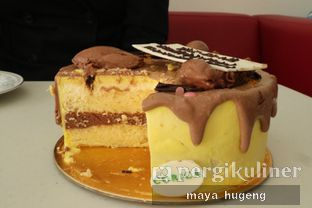 Foto - Makanan(Nutela lemon cheese cake) di Corica Pastries oleh maya hugeng