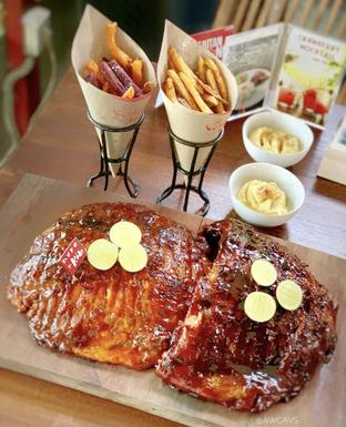 Foto - Makanan di Hog Wild with Chef Bruno oleh awcavs X jktcoupleculinary