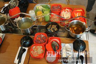 Foto 2 - Makanan di Nahm Thai Suki & Bbq oleh Cubi