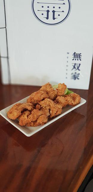 Foto 2 - Makanan(Tori karaage) di Musouya - Hotel New Sany Rosa oleh Fika Sutanto