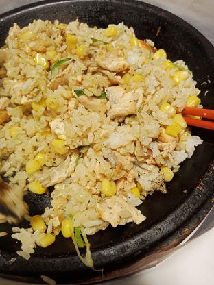 Foto 2 - Makanan(Salmon pepper rice) di Pepper Lunch oleh Elena Kartika