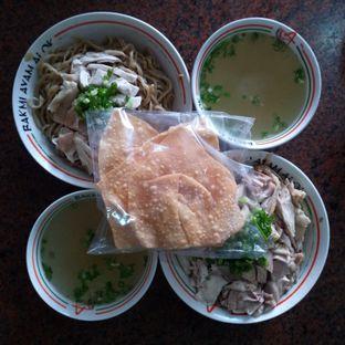 Foto 2 - Makanan di Bakmi Ayam Alok oleh Chris Chan