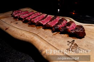Foto 1 - Makanan di AB Steakhouse by Chef Akira Back oleh Angie  Katarina