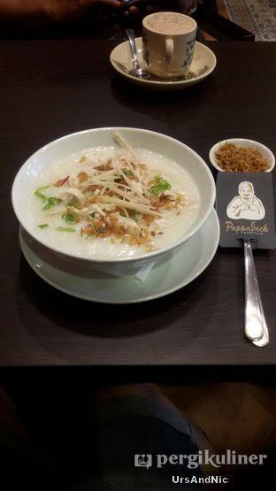 Foto 2 - Makanan(Chicken porridge) di PappaJack Asian Cuisine oleh UrsAndNic
