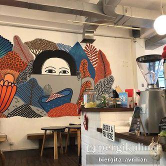 Foto Interior di Tuang Coffee