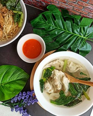 Foto 3 - Makanan di Bakmi GM oleh Junior