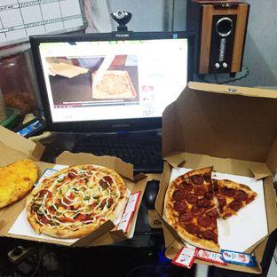 Foto - Makanan di Domino's Pizza oleh liviacwijaya