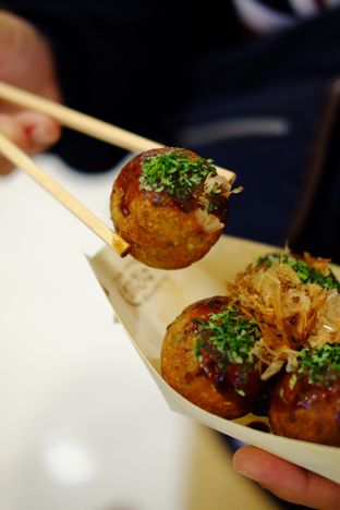 Foto 2 - Makanan di Gindaco oleh Cindy Y
