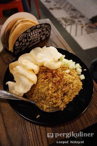 Foto 1 - Makanan(Nasi Goreng Ayam) di Lekker Dan Kopi oleh Saepul Hidayat