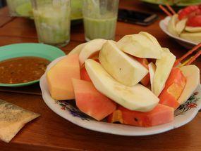 Foto Rujak Jangkung