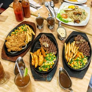 Foto review Steak 21 oleh Lydia Adisuwignjo 1