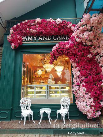 Foto Eksterior di Amy and Cake