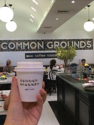 Foto 4 - Makanan(Cappuccino) di Common Grounds oleh Elvira Sutanto