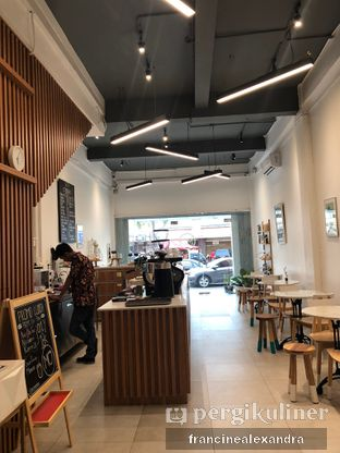 Foto 1 - Interior di Little M Coffee oleh Francine Alexandra