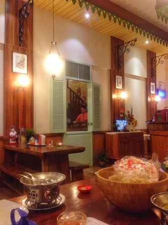Foto Interior di Soto Betawi Bang Sawit