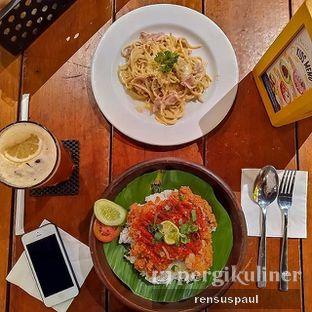 Foto 1 - Makanan di The People's Cafe oleh Rensus Sitorus