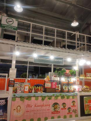 Foto review Mie Kangkung Oma Benteng oleh Makan Terus 1