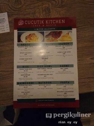 Foto 5 - Menu di Cucutik Kitchen oleh   TidakGemuk    ig : @tidakgemuk