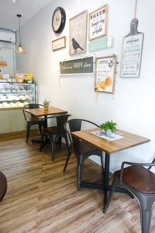 Foto review Olive Tree House of Croissants oleh inggie @makandll 12