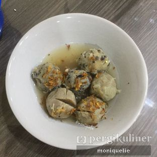 Foto 1 - Makanan(Bakso) di Bakso Omen Again oleh Monique @mooniquelie @foodinsnap