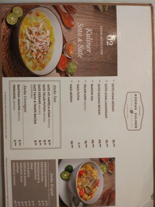 Foto 5 - Menu di Roemah Kuliner oleh Harya Danniswara