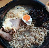 Foto Ochazuke Cheese Ramen di Universal Noodle Ichiro Ramen Market