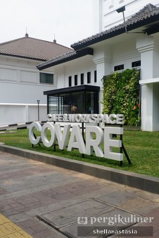 Foto review Covare Cafe & Workspace oleh Shella Anastasia 8