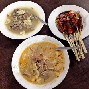 Foto - Makanan di Sate Palmerah / Kim Tek oleh Rova