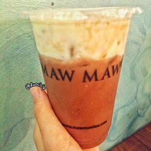 Foto 2 - Makanan(Chocolate Cheese) di Maw Maw Tea oleh felita [@duocicip]