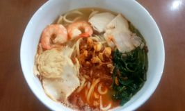 Mie Udang Samcan Singapore by Uncle Frans