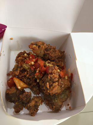 Foto 1 - Makanan di Geprek Bensu oleh Yohanacandra (@kulinerkapandiet)
