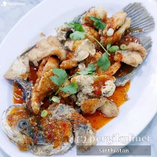 Foto 3 - Makanan(Gurame Saus Thailand) di Pawon Seafood Mas Cahyo CO oleh Miss NomNom