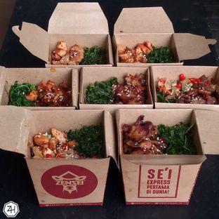Foto 1 - Makanan di Zensei oleh Chris Chan