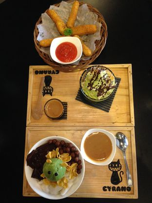 Foto - Makanan di Cyrano Cafe oleh anggrianidewi