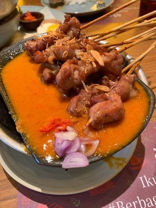 Foto 1 - Makanan di Sate Khas Senayan oleh Nerissa Arviana