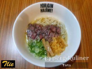 Foto 1 - Makanan di Hajime Ramen oleh Tirta Lie