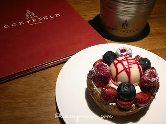 Foto Makanan di Cozyfield Cafe