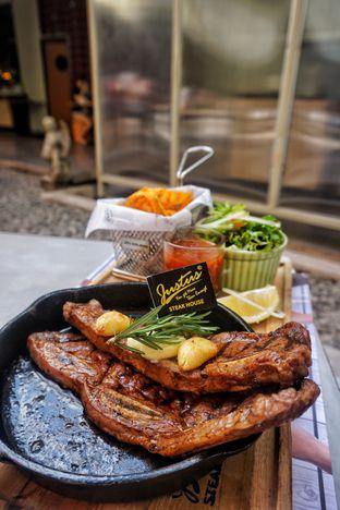 Foto 1 - Makanan(US Prime Short Ribs Steak) di Justus Steakhouse oleh Fadhlur Rohman