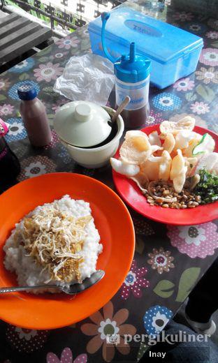 Foto 1 - Makanan di Bubur Ayam Mang H. Oyo oleh Inay