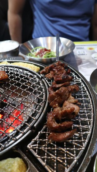Foto 2 - Makanan di Magal Korean BBQ oleh thehandsofcuisine