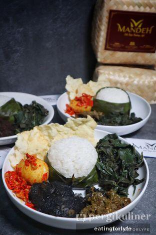 Foto - Makanan di Mandeh Restoran Padang - Hotel JHL Solitaire oleh Fioo | @eatingforlyfe