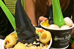 Foto Sour Sally