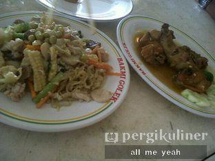 Foto - Makanan di Bakmi Golek oleh Gregorius Bayu Aji Wibisono