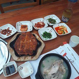 Foto - Makanan di Wonjo Korean Barbeque Family Restaurant oleh Apriliyani Dwi putri